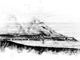 Mining Museum in Serifos