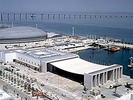 Portuguese National Pavilion, Lisbon World Exposition 1998