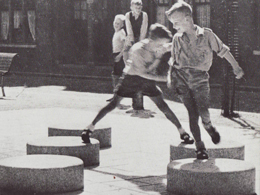 The playgrounds of 20th century Amsterdam
