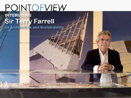 ArchiTeam interviews the architect Sir Terry Farrell