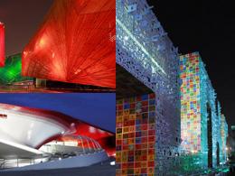 Shanghai Expo Pavillions