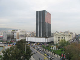 Zisis Kotionis. PIRAEUS TOWER 2010