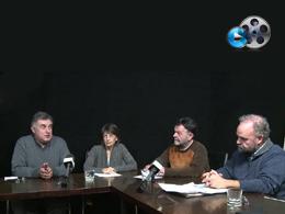 Βίντεο. Κριτική επιτροπή Διπλωματικών 2013
