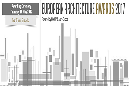 European Architecture Awards 2017