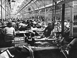 The Tait Clothing Factory
