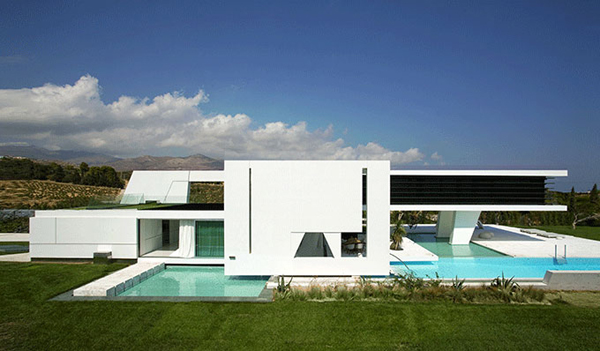 Articles ARCHITECTURAL PROJECTS HOMMAGES The message of the