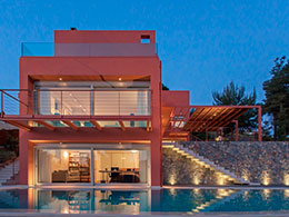 Residence at Dionisos