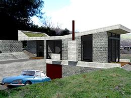 House in Merkovouni, Greece
