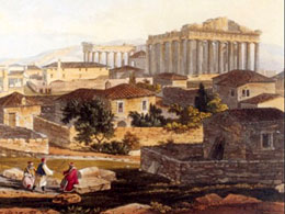 H αναστήλωση του αθηναϊκού αρχοντόσπιτου των Μπενιζέλων στην οδό Αδριανού 96, στην Πλάκα
