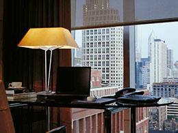 Φωτισμός ξενοδοχείων