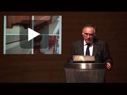 Βιντεοσκόπηση διάλεξης Vincenzo Latina