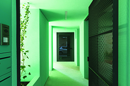 Χάνσεν, Κτίριο μικτών χρήσεων στην Αθήνα