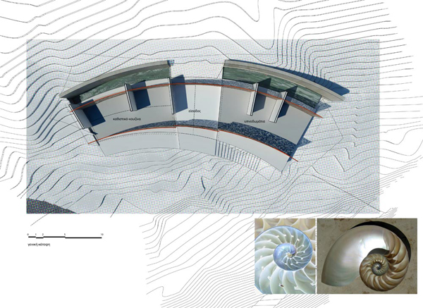 Articles architectural projects categories for Nautilus garden designs