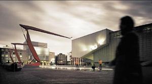 Η προσπελασιμότητα της πόλης, μέσα από τις αστικές πλατείες.