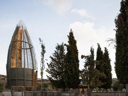 Remodelling of Kamariotis Cemetery
