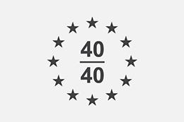 Europe 40UNDER40