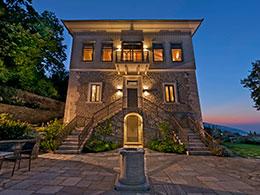 A mansion is Reborn