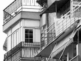 Η ελληνική πολυκατοικία και η μοντέρνα «αρχιτεκτονική και κατοίκηση» στην Ελλάδα