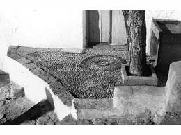 Oι Βοτσαλωτές Αυλές της Χίου και η Διαχείρηση του Χώρου.