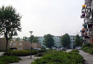 Σύγχρονες κατοικίες στο Άμστερνταμ (2)