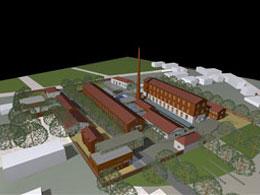 (101.11) Αποκατάσταση και επανάχρηση του Μεταξουργείου Τζιβρέ στο Σουφλί