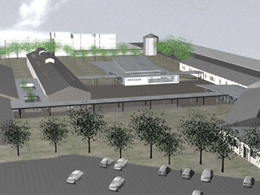 Project Suggestion for Reusing KOMDE's industrial complex in Trikala
