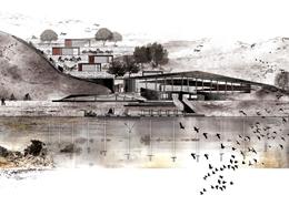 (120.11) 3 και 1 θεματικές επεμβάσεις στη λίμνη του Λάδωνα