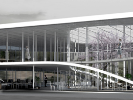 (134.11) Κέντρο Πολιτισμού   Βιβλιοθήκη στη Θέρμη