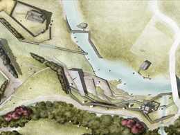 (152.11) Διαδρομές νερού και ανθρώπων - Τοπιακή παρέμβαση στις πηγές του ποταμού Αχέροντα