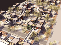 Radical reconstruction of Roma settlement in Komotini