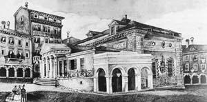 Η Αρχιτεκτονική του Νεοελληνικού Θεάτρου (1720 - 1940)