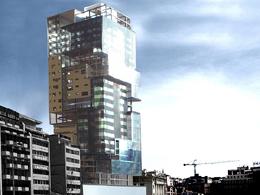 203.13 Πύργος Πειραιά, η πόλη καθ' ύψος