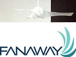 Νέοι Ανεμιστήρες Οροφής FANAWAY