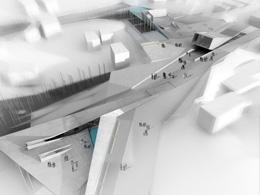 Architectural Competition for the Park Redevelopment of the Pallourokampos area in Latsia, Cyprus (Commendation)