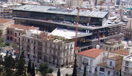 The Acropolis Museum: An Unhappy Fit