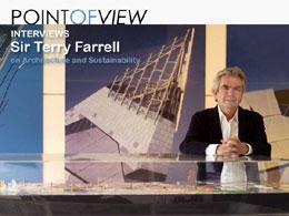 Συνέντευξη με τον αρχιτέκτονα Sir Terry Farrell