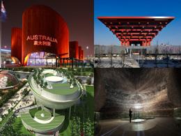 Shanghai Expo Pavillions 2