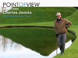 ArchiTeam interviews the architect and writer Charles Jencks