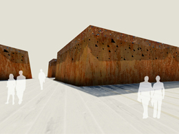 3rd Prize for a Greek entry in an international architectural competition