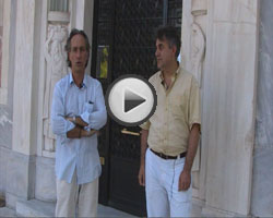 VIDEO - Διονυσίου Αρεοπαγίτου 17 – ένα κτίριο απειλείται