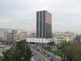 Zisis Kotionis. PIRAEUS TOWER 2010