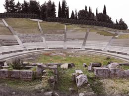 Το αρχαιολογικό πάρκο στον Βοιωτικό Ορχομενό