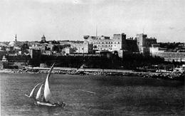 Η πολιτική για τον σχεδιασμό του χώρου και τη διαχείριση των μνημείων στην πόλη της Ρόδου κατά την ιταλική κατοχή 1912-1947