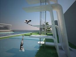 Διαμόρφωση ανοιχτού κολυμβητηρίου στα Άνω Ιλίσια