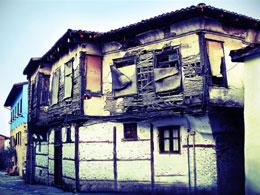 Αποκατάσταση οικίας Τσάμη στο Βαρόσι Έδεσσας και επανάχρηση της σε δημοτικό ξενώνα