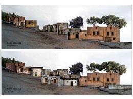 (220) Νέες επεμβάσεις στα παράπλευρα κτίσματα