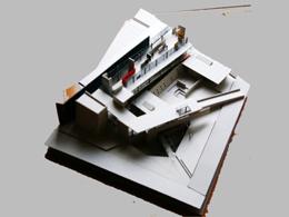 (127) Κέντρο Αρχιτεκτονικής στο Γκάζι