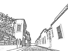 Ανάπλαση οδού Κυναιγείου στο Μεταξουργείο, Αθήνα