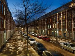 Περιοχή Atjehstraat στο Ρότερνταμ