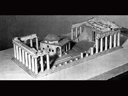 Architectural Cleansing in Athens  from the Persian invasion till the demolition of Modernist buildings